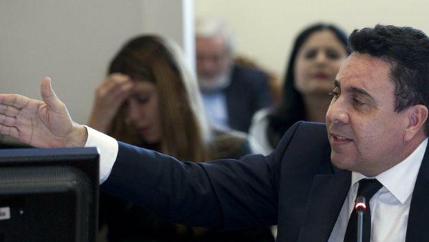 Luis Florido participa en la Asamblea General de la OEA en México