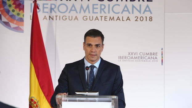 España y Cuba se comprometen a hablar cada año sobre derechos humanos
