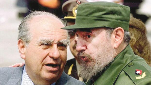 """""""Sanguinetti era de la idea de que había que incluir a Cuba y no dejarla afuera"""", dice un politólogo consultado por EFE, que atribuye la exclusión de la Isla más a su relación con Venezuela que al propio régimen. (Archivo)"""