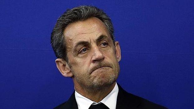 Sarkozy fue presidente de Francia de 2007 hasta 2012. (EFE)