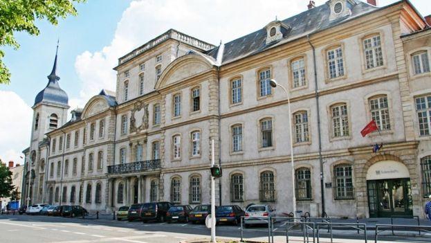 Campus de Sciences Po, París (www.sciencespo.fr)