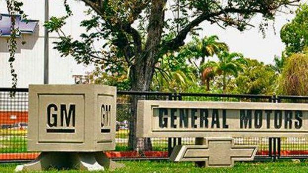 """Sede de General Motors en Venezuela, que suspendió sus operaciones """"de manera irreversible"""" el pasado 2 de junio. (GM)"""