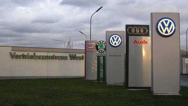 Sede del Grupo Volkswagen en Alemania. (CC)