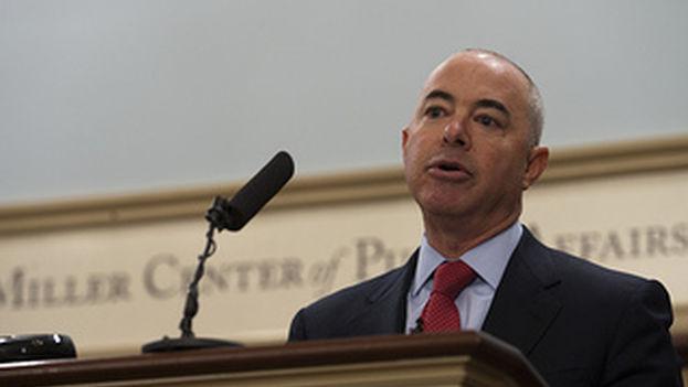 El subsecretario de Seguridad Nacional de Estados Unidos, Alejandro Mayorka. (Flickr)