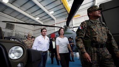 En la imagen, el ministro panameño de Seguridad Pública, Jonattan Del Rosario. (EFE/Archivo)