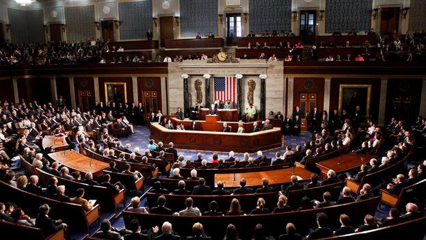 Senado de EE UU. (EFE)