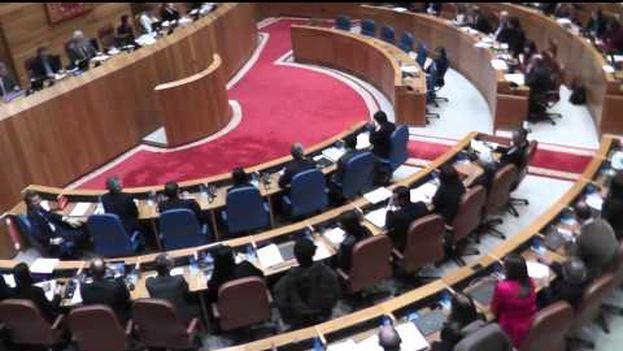 Sesión del Parlamento venezolano. (Youtube)
