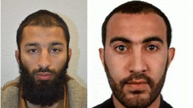 Los autores del ataque han sido identificados como Khuram Shazad, británico nacido en Pakistán, y Rachid Redouane, de origen marroquí o libio. (EFE)