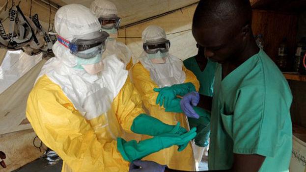 Sierra Leona fue declarado hoy país libre de la transmisión del virus del Ébola por la Organización Mundial de la Salud (Foto EFE)