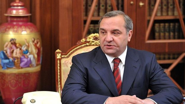 El ministro ruso de Situaciones de Emergencia, Vladímir Puchkov. (Kremlin)