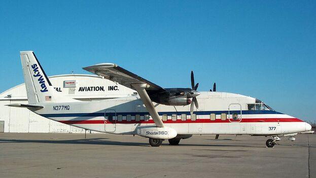 Skyway Enterprises es una de las compañías que solicitaron volar a Cuba sin justificación adecuada, según el Departamento de Estado. (Skayway)