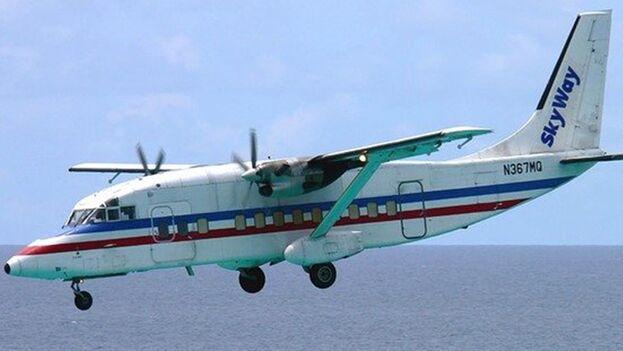 Skyway Enterprises tenía previsto 20 cargamentos a La Habana desde el 22 de julio pasado hasta el 28 de septiembre próximo. (Skyway Enterprises/Facebook)