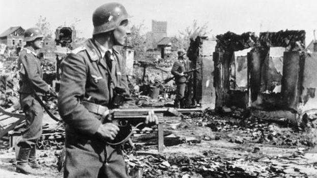 La batalla de Stalingrado fue una de las más sangrientas de la Segunda Guerra Mundial. (EFE)