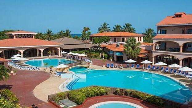 El Starfish Cuatro Palmas es uno de los hoteles que se construyeron en la zona en que se expropió a los demandantes. ()Kayak
