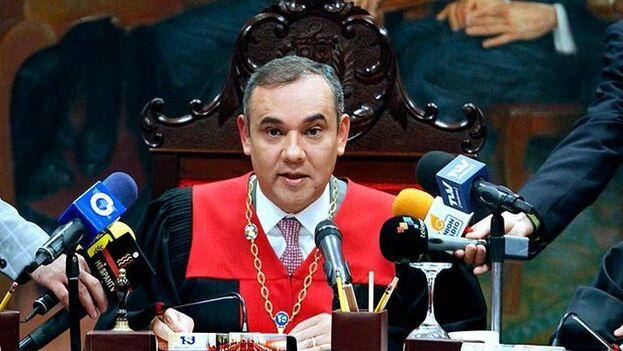El Supremo venezolano indicó que la institución se mantiene firme, preservando el Estado de Derecho y actuando conforme a la Constitución y la Ley. (TSJ)