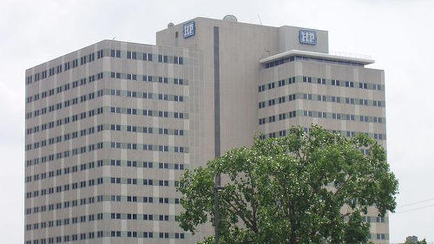 Sede central de Helmerich & Payne en Tulsa, Oklahoma. (blogger)