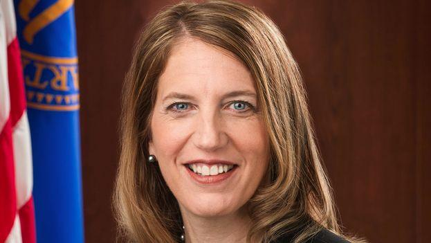 Sylvia Burwell, secretaria de Salud de EE UU. (@SecBurwell)