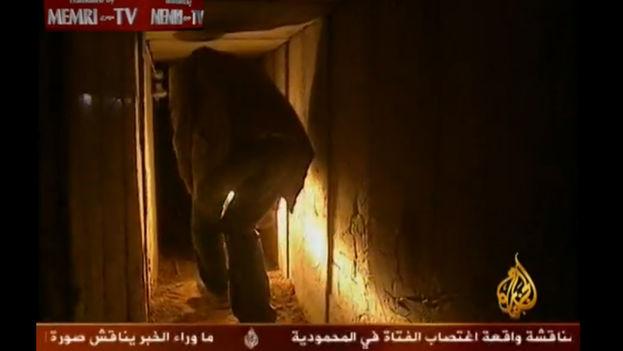Túneles de Gaza