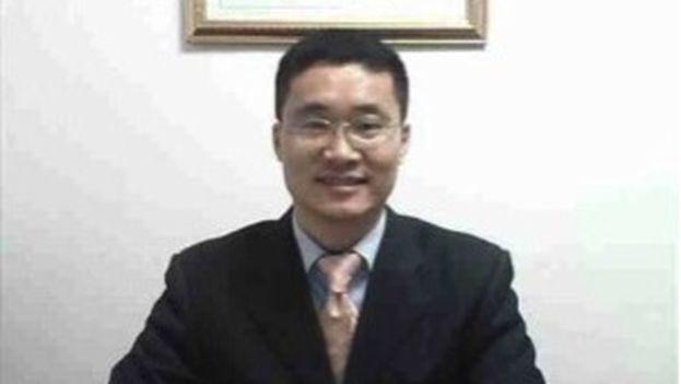 Tang Jingling es un conocido abogado de derechos humanos chino