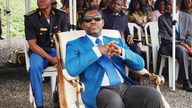 Teodoro Nguema Obiang, conocido como Teodorín, será juzgado por blanqueo y malversación de fondos. (EFE)