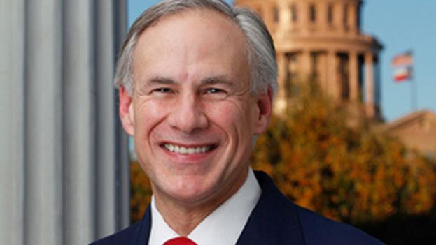 El gobernador de Texas, Greg Abbott. (Office of the Governor)
