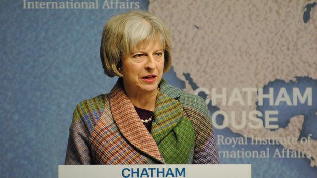 Theresa May, hasta ahora ministra de Interior, sustituirá a Cameron como líder del partido y será, previsiblemente, primera ministra del Reino Unido. (Flickr)