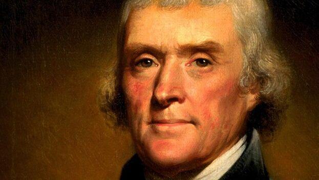 Los detractores de Thomas Jefferson destacaban su hipocresía, y el hecho de que hubiera engendrado varios hijos con su esclava predilecta, Sally Hemings. (Archivo)