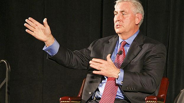 Rex Tillerson tiene el apoyo de los influyentes senadores republicanos, John McCain y Lindsey Graham. (Flickr)