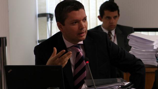 El ministro de Transparencia de Brasil, Fabiano Silveira. (Flickr)