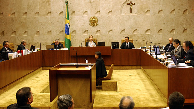 Tribunal Supremo de Brasil. (Fabio Pozzebom/ABr/Flickr)