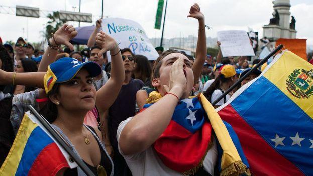 La oposición venezolana pugna por comenzar un proceso para sustituir a los jueces del Tribunal Supremo de Justicia. (EFE Archivo)