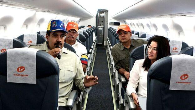 Trump busca estrechar el cerco contra el Gobierno de Maduro con sanciones contra varias de sus empresas, funcionarios e incluso firmas que tengan relación con Caracas.