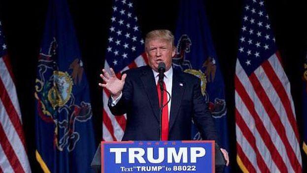Trump aseguró que cumplirá con las leyes del país de ser elegido presidente. (Facebook)