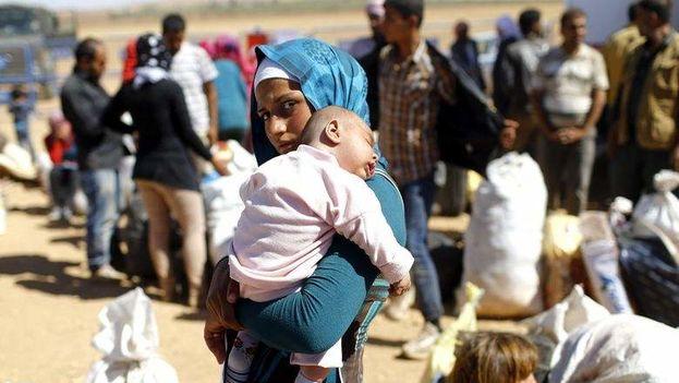 El nuevo decreto de Trump cierra las puertas del país a la mayoría de refugiados sirios por tiempo indefinido y suspende durante 90 días la obtención de visados en siete países de mayoría musulmana con historial de terrorismo