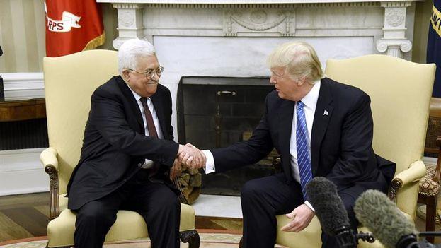 """Según Donald Trump el acuerdo no puede ser """"impuesto"""" por su país y debe ser negociado directamente entre ambas partes. (EFE)"""