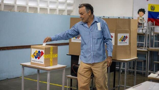Las votaciones no serán reconocidas por la Unión Europea (UE) ni por la Organización de Estados Americanos (OEA). (EFE)