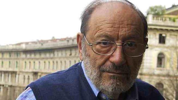 Umberto Eco fallece  a los 84 años de edad. (EFE)