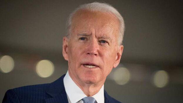 En la imagen un registro del presidente electo de Estados Unidos, Joe Biden. (EFE/Tracie Van Auken/Archivo)