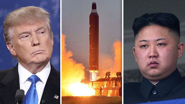 Resultado de imagen para Trump y corea