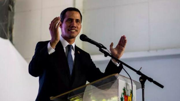 Los gobiernos del mundo que respaldan a Guaidó, entre los que están Estados Unidos y la mayoría de los miembros de la Unión Europea, no reconocen la legitimidad del segundo mandato de Maduro. (Efecto Cocuyo)