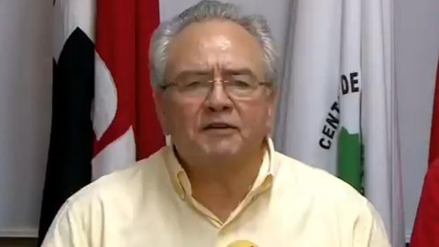 Estados Unidos señala a Porras como el operador político más importante del presidente Ortega, que ejerce un control significativo sobre el Instituto de Seguridad Social (INSS) y el Ministerio de Salud.