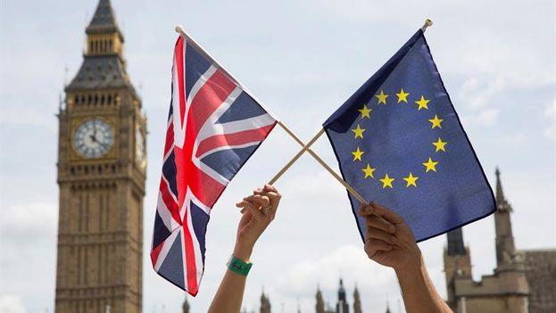 La Unión Europea ha pedido al Reino Unido que comience el proceso de salida cuanto antes. (EFE)