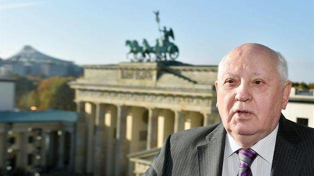 El último dirigente de la Unión Soviética, Mijaíl Gorbachov. (EFE)