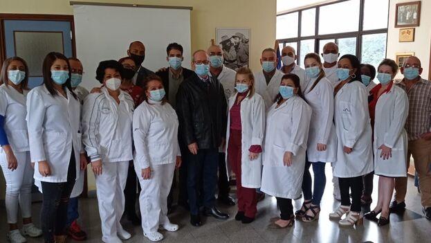 Uruguay ha sido por años un lugar muy apetecido por los doctores para ir de misión oficial, debido a su estabilidad social. (Facebook)