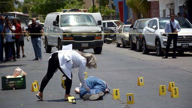 El periodista mexicano Javier Valdez, premiado por sus trabajos sobre el narcotráfico, fue asesinado el 15 de mayo de 2017 en Sinaloa. (EFE Archivo)