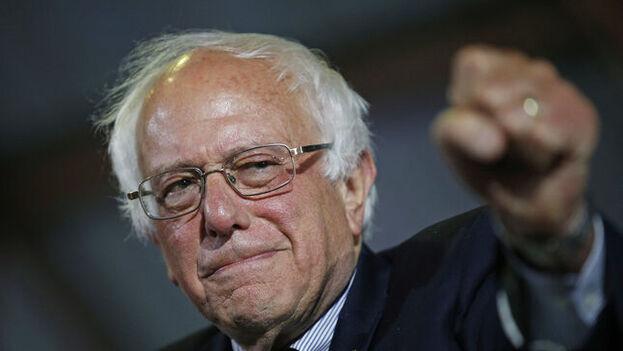 Veinte años después del enamoramiento de Bernie Sanders con la revolución cubana, en 1979, le tocó el turno a la pasión nicaragüense. (EFE)
