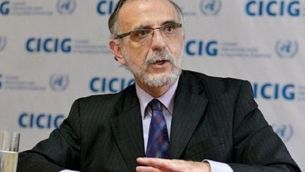 Corte Constitucional anula decisión de Jimmy Morales de suspender Cicig en Guatemala