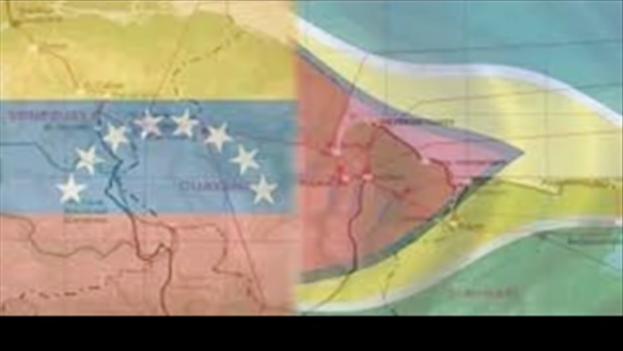 Venezuela y Guyana