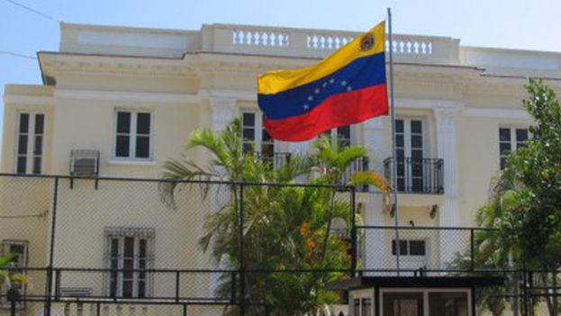 El edificio del consulado de Venezuela en Miami fue propiedad del Gobierno hasta que en 2005 optó por venderlo. (EFE)