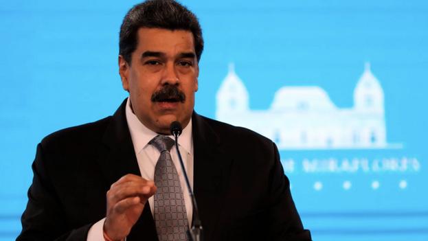 """El presidente de Venezuela, Nicolás Maduro, le pidió al mecanismo Covax """"entregar las vacunas"""" o """"devolver el dinero"""". (EFE/Miguel Gutiérrez/Archivo)"""